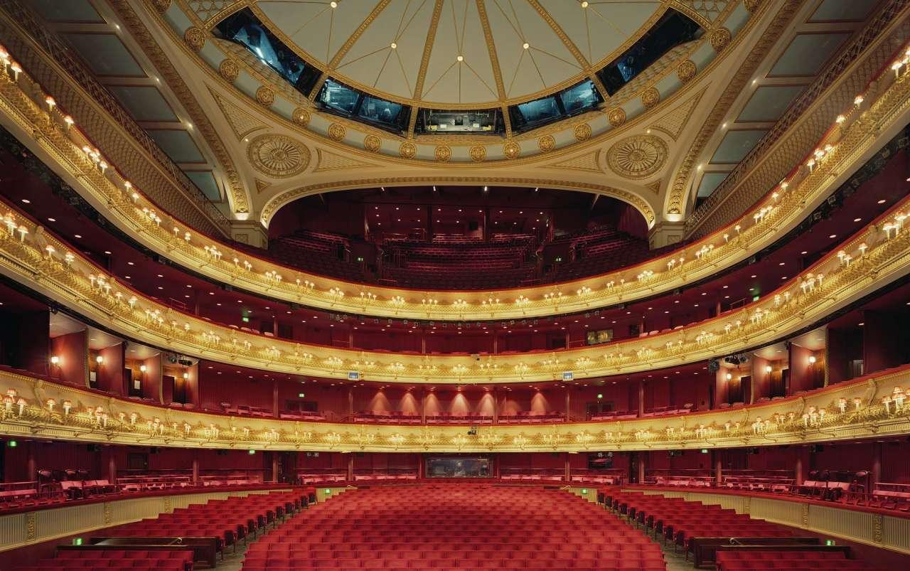 Самые знаменитые театры мира